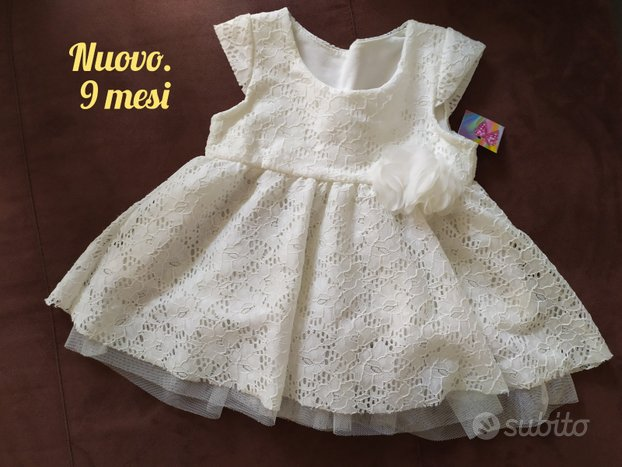 Vestito neonata NUOVO