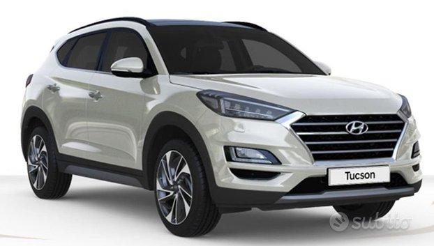 Hyundai Tucson 1.6 CRDi 48V XPrime