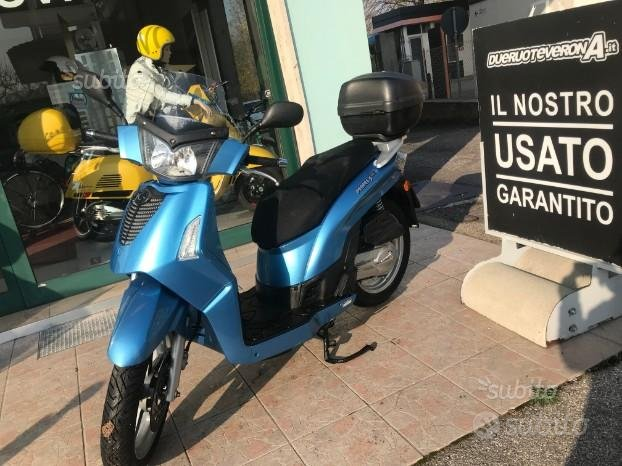Kymco People 50 4T - 2007