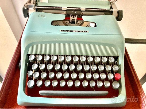 Olivetti Lettera Studio 44 perfetta