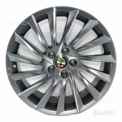 Cerchi In Lega Alfa Romeo Giulietta 17° 480 Euro