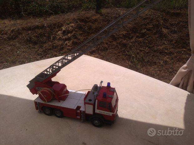 Gioco camion dei pompieri