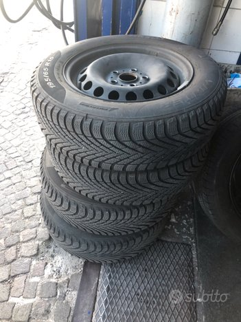 Gomme invernali M+S 15
