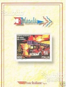 1999 - 7 Folder - annata completa