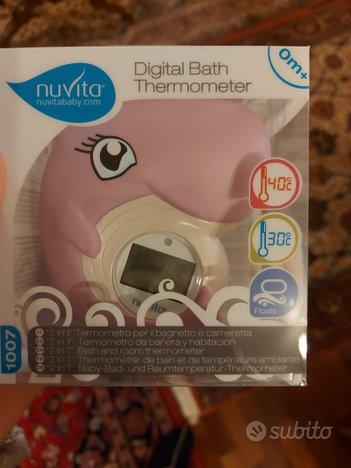 Termometro per bagnetto con sensore digitale