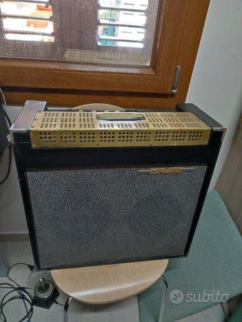 Amplificatore chitarra valvolare anni 1960