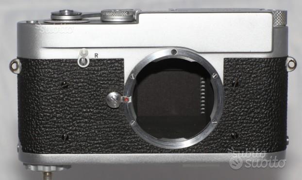 Leica MD con fondello datastrip