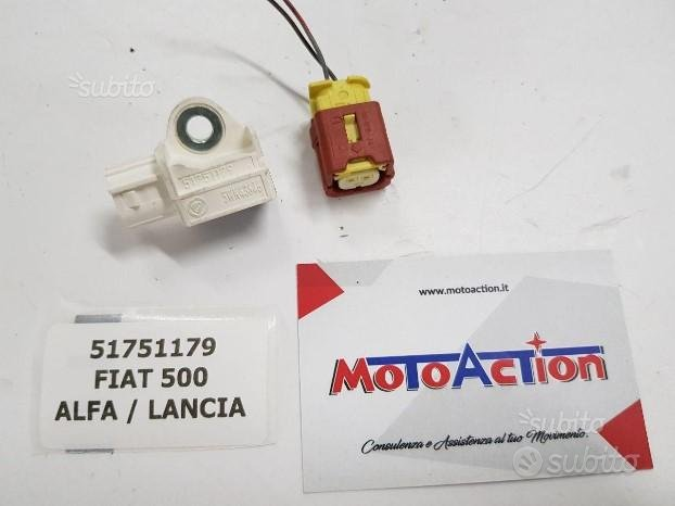 Sensore Urto Laterale Fiat 500