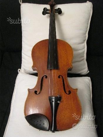 Violino del XIX secolo