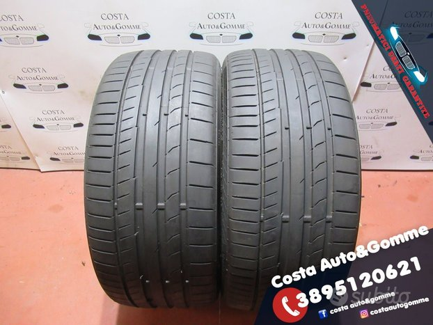 Gomme 235 35 19 Continental 85% 235 35 R19