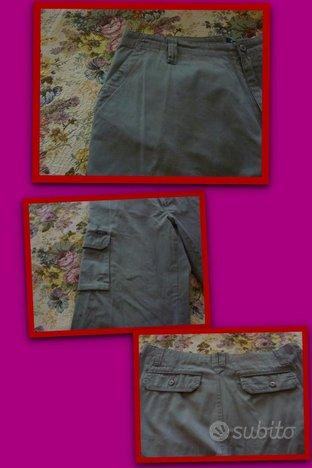 Pantalone lungo Tg 56