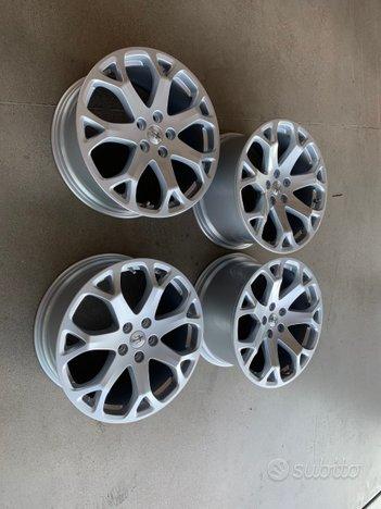 Cerchi Maserati 19 pollici