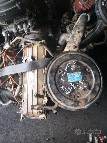 Motore Fiat 131 ritmo 1.4 benzina 134c000