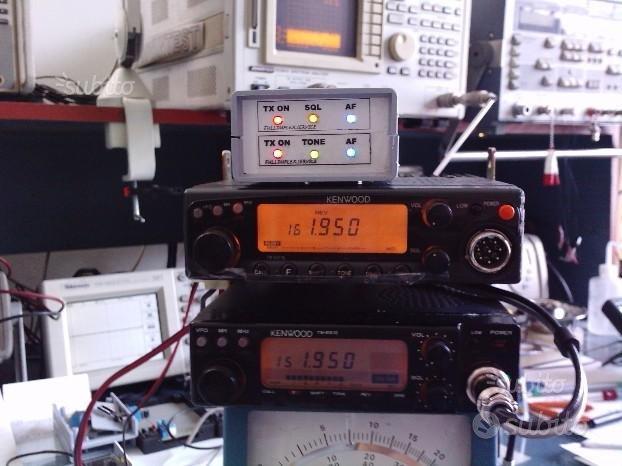 Ponte radio uhf 16 ch prog. duplexer tx 15watt