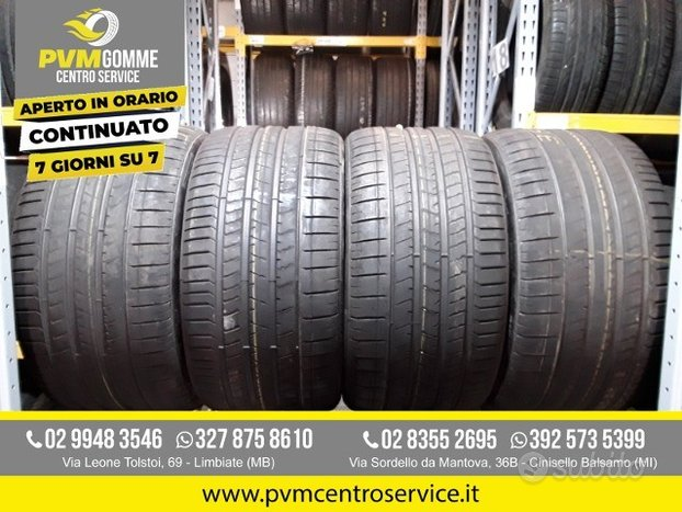 Gomme usate 315 30 21 105y pirelli