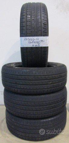 Kit 4 gomme 225/60-17 99v pirelli cinturato p7
