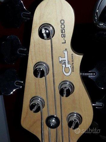 Basso Elettrico G&L 5 corde