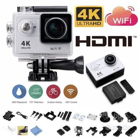 ProCam 4K SPORT WIFI ACTION CAMERA HD VIDEOCAMERA