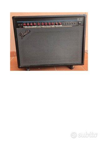 Amplif.FENDER M-80 CHORUS per chitarra