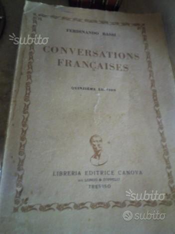 Libro francese