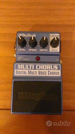 DigiTech Modello:Multi Chorus