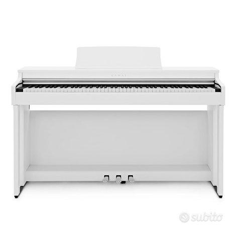 Kawai cn 29 bianco- pianoforte kawai cn 29 bianco