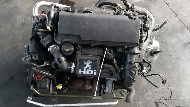 Motore citroen / peugeot 1.4 hdi sigla 8hz