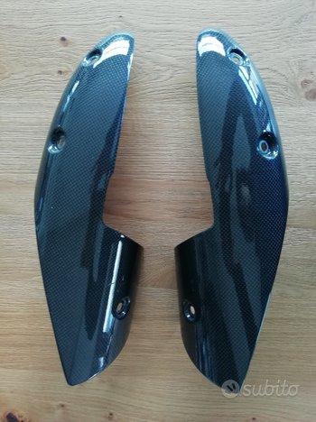 Paracalore in carbonio Ducati Monster 696