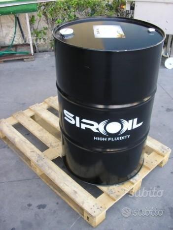 Fusto olio lubrificante da litri 208 x agricoltura