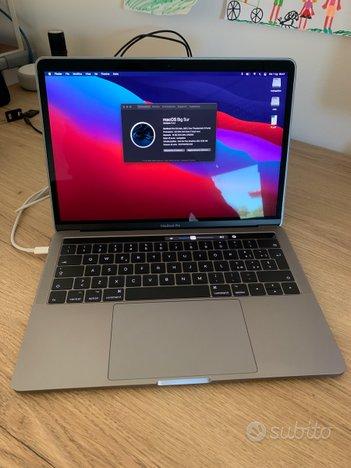 MacBook Pro 2017 13 pollici 16GB 1TB