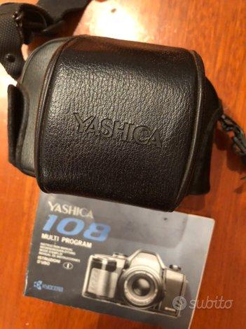 Yashica 108 con accessori - prezzo abbassato