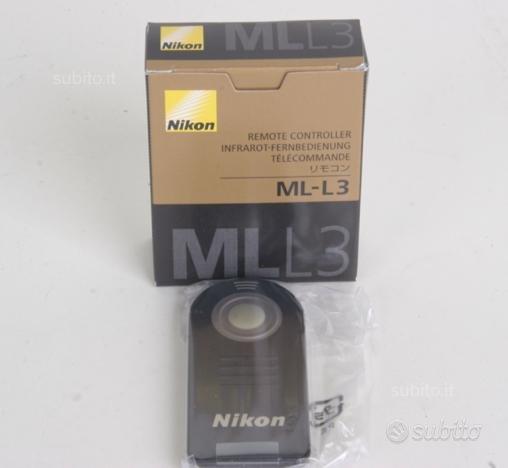 Telecomando infrarossi Nikon mod. ML-L3