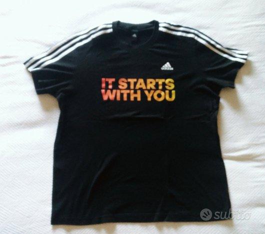Tshirt maglietta Adidas taglia XL