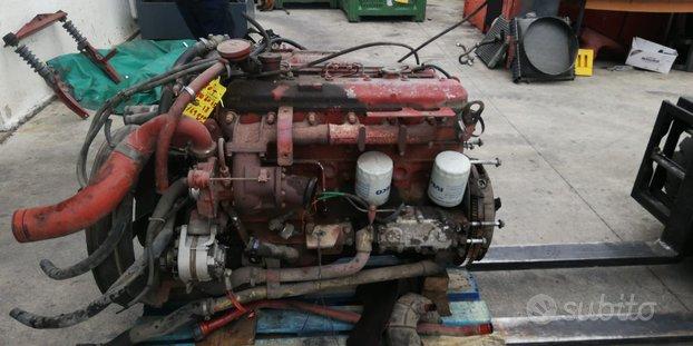 IVECO EUROCARGO, motore 8060.45B, usato