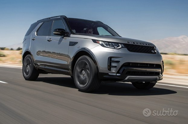Ricambi usati land rover discovery 2017 #z