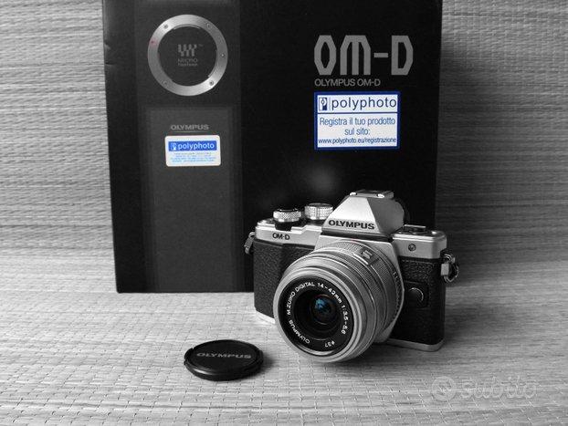OLYMPUS OM-D E-M10 II - Nuova Mai Usata