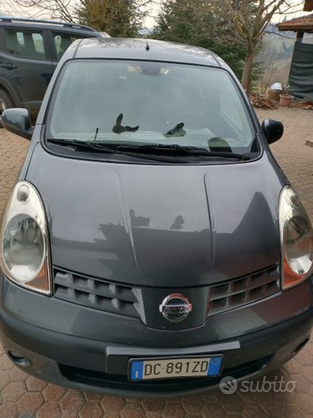 NISSAN Note (2006-2013) - 2006