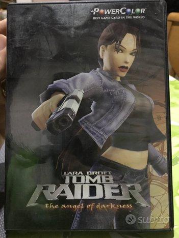 Lara Croft Tomb Raider The Angel of darkness 2 CD