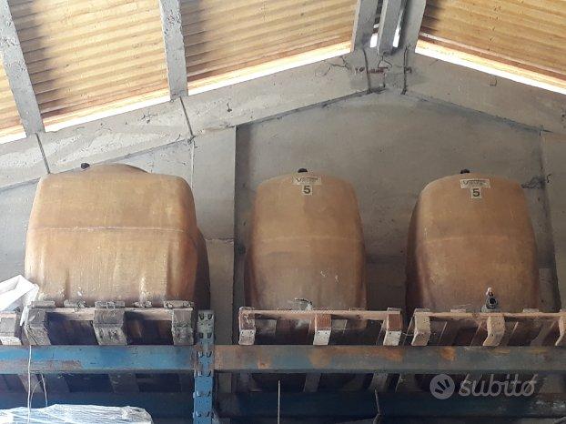 Cisterne in vetroresina