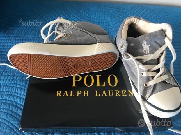 Scarpe polo Ralph Lauren n 25 ORIGINALI