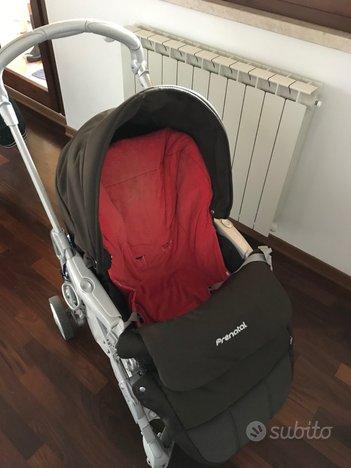 Trio prenatal - passeggino navicella ovetto