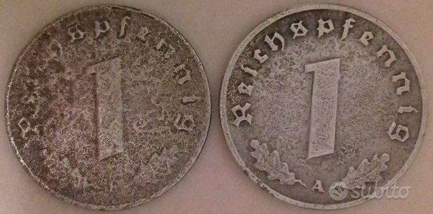 Germania 1 Reichspfennig 1942-1943