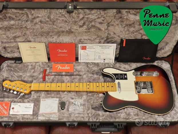 Fender Telecaster American Ultra MN