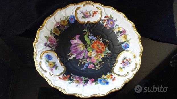 Vassoio piatto Vieux Limoges - anni 60