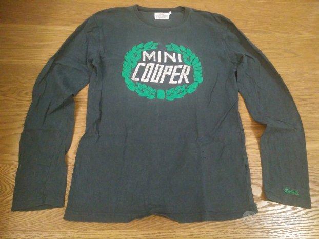 Vintage55 Maglia tg.L Mini Cooper
