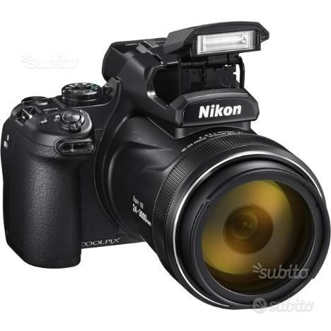 Nikon coolpix p1000 nuovo