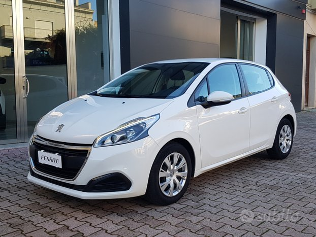 Peugeot 208 1.4 HDI ACTIVE 5p
