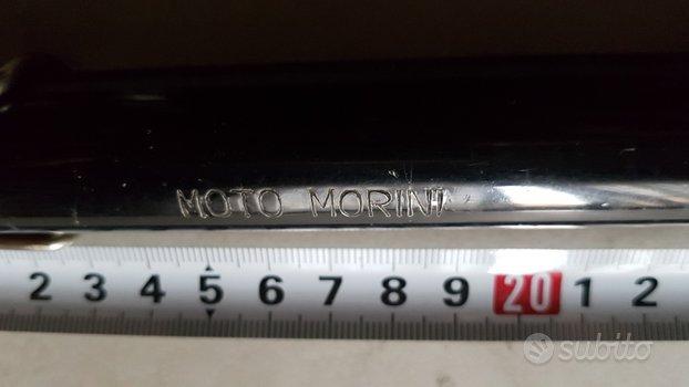Moto Morini pompa pneumatici anni '50-60 ORIGINALE