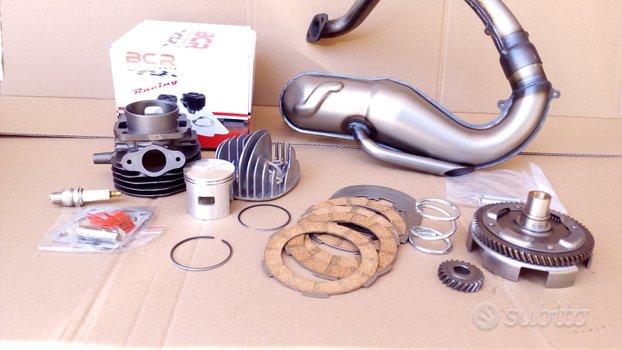 Elaborazione motore Vespa PK 50 S XL Rush N V PK50