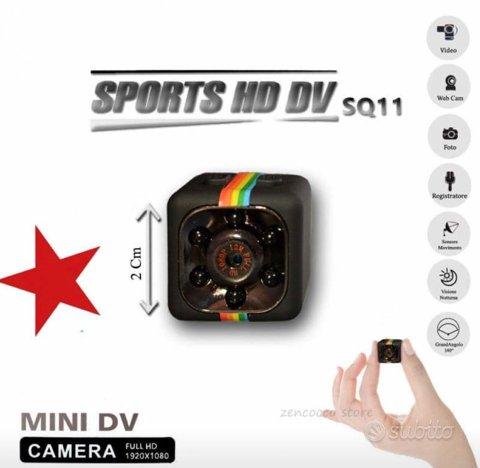 Mini CAM Video Camera Full HD 1080p